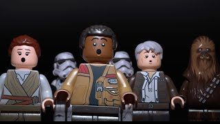 The Force Awakens - LEGO Star Wars - Mash-Up Trailer