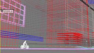 Ролик про Волгоград - взгляд изнутри - volgograd mult work progress - Курсы, уроки - обучение 3D Max