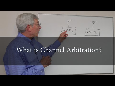 Wireless Access Points: What is Channel Arbitration?