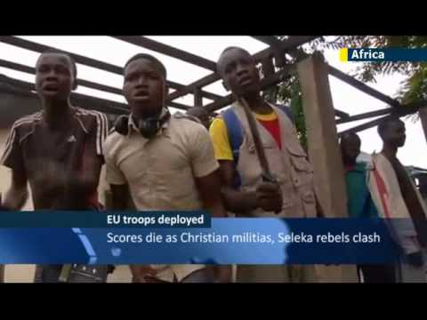 EU countries to help in C.African Republic