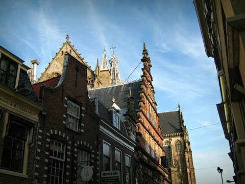 The city of Haarlem, the Netherlands [HD]