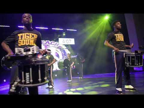 Boynton Beach High School Drumline | Battle of The Battery Competition 2019