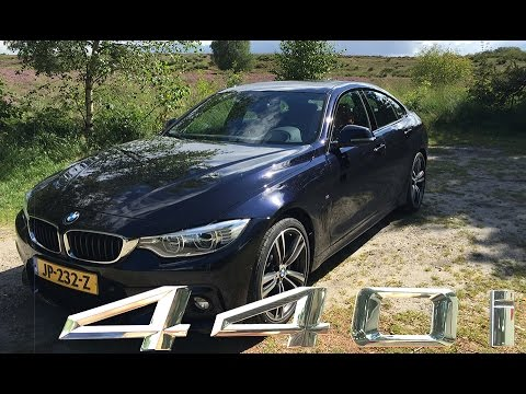 Bmw 440i Gran Coupe 2017 Review Pov Test Drive