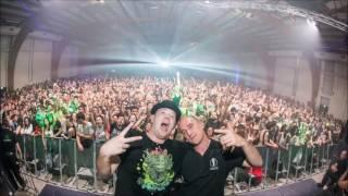 Dr. Peacock & Le Bask @ Insane Festival 18 04 2015 France [HQ]