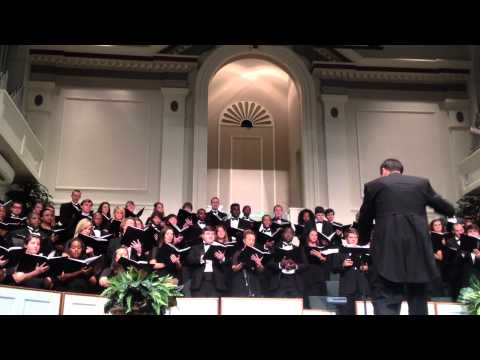 The Wind That Shakes the Barley- Concert Choir- University of Southern Mississippi 2014