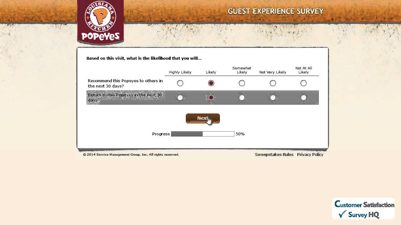 How to participate in the tellpopeyes web survey youtube how to participate in the tellpopeyes web survey falaconquin