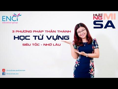 [Win TOEIC] 3 phương pháp thần thánh học từ vựng siêu tốc - nhớ lâu - Ms.Hương Misa