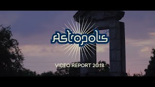 Astropolis 24 - Juillet 2018 - Report officiel