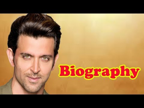 Hrithik Roshan - Biography
