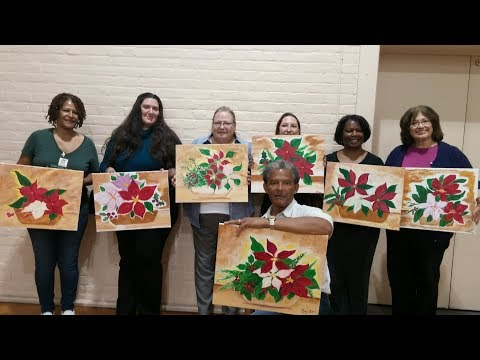 SMILE and Spread a Little JOY! Letts_Do_Art with Gary Lett! 2018