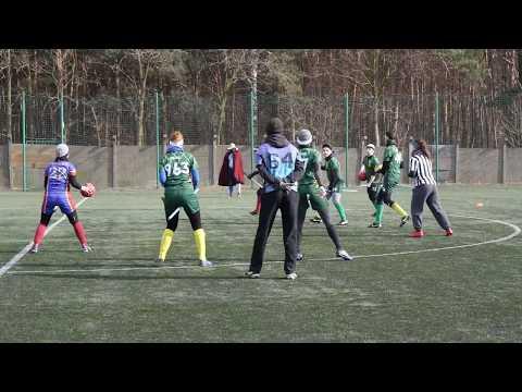 PLQ Spring Games - Poznań Capricorns vs Kraków Dragons