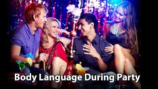 Repeat youtube video How To Stand Out During Party? |Body Language tips| LSD
