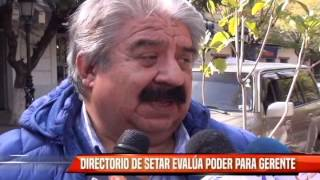 DIRECTORIO DE SETAR EVALÚA PODER PARA GERENTE