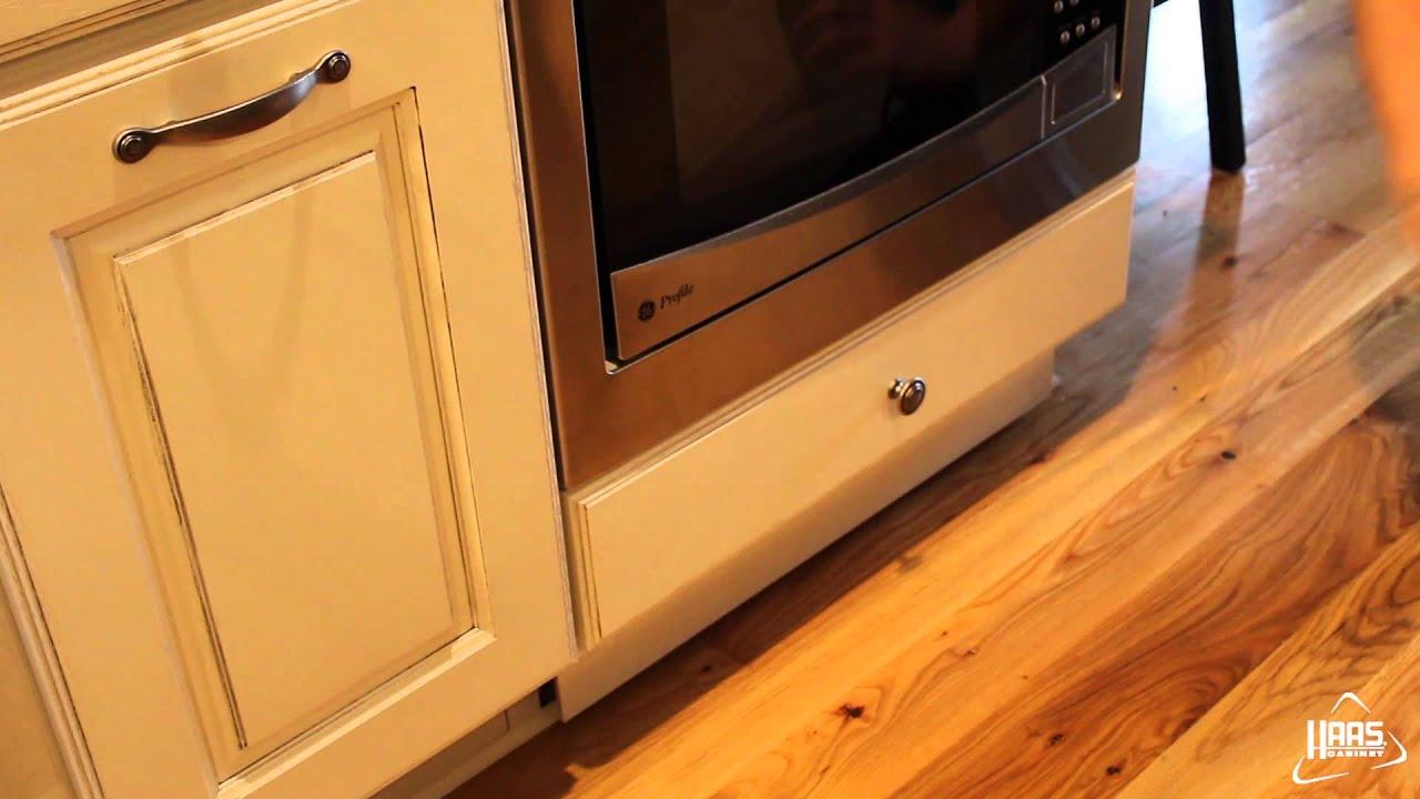 Kitchen cabinets toe kick drawers - Toe Kick Drawer Haas Cabinet
