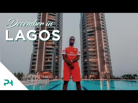 December in Lagos Nigeria