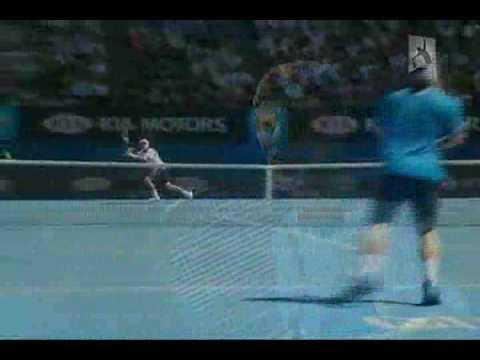 Lleyton Hewitt vs Steve Darcis Australian Open 2008 Round 1