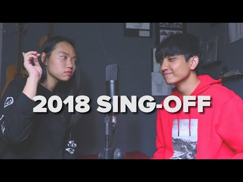 SING-OFF 2018 (Reach For The Stars - Via Vallen) REZA vs MOCHI ESKRIM