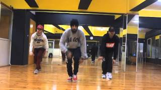 No Diggity - Blackstreet ft. Dr Dre  - Choreography by George Ntagiantas