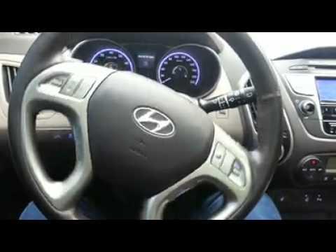 Hyundai x35 Otomatik park etme