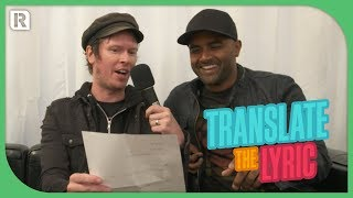 Sum 41's Cone & Dave - Translate The Lyric