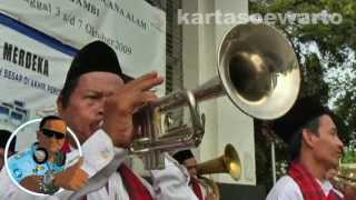 Welcome To Indonesia 2009 - Tanjidor Marching Band
