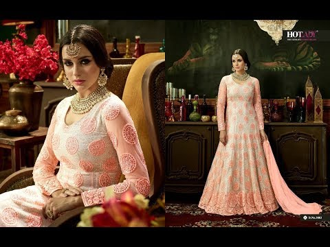 43a9638d1 Latest Indian Dresses Collections 2017 || Hotlady Brand || Catalog Name  SHAHANA EDITION 2