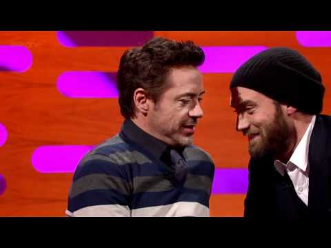 The Graham Norton  S10E08 Jude Law, Robert Downey Jr., Alesha Dixon, Rebecca Ferguson