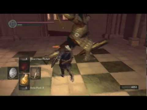Let's Play Dark Souls 21 - Anor Londo Part 1
