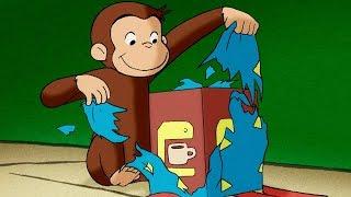 George O Curioso 🐵 O Macaco Descaçador 🐵Episódio Completo 🐵 Desenhos Animados