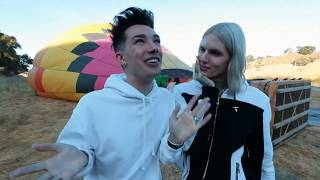 james charles annoying jeffreestar for 2 minutes straight