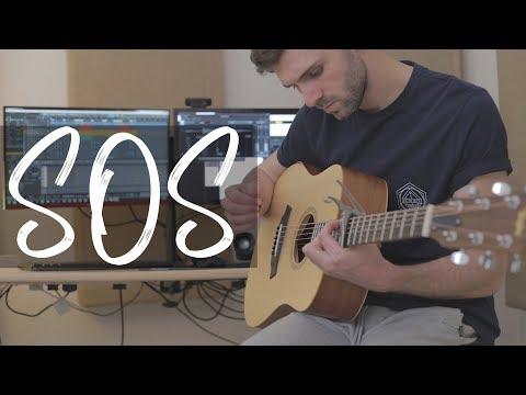 Avicii - SOS Ft. Aloe Blacc (Acoustic Cover By Ben Woodward)
