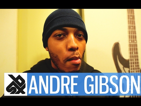 ANDRE GIBSON  |  LIPROLL MADNESS