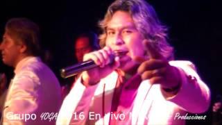 Grupo YOGA Mix ● En vivo (2016) LOS PINOS BOLIVIANO Audio Oficial HD