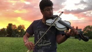 Keladi Kanmani Violin Cover