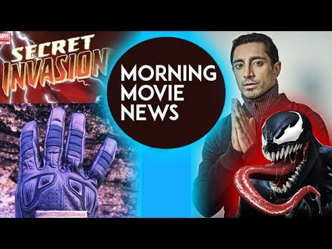 Avengers 4 begins filming, Secret Invasion?! Riz Ahmed in talks for Venom Movie