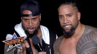 The Usos boast about making SmackDown Tag Team Championship history: Exclusive, Aug. 20, 2017