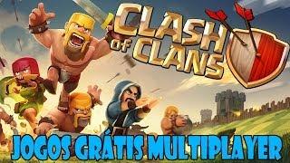 CLASH OF CLANS - Jogos IOS - O jogo grátis que virou MANIA! Saiba como começar a jogar!