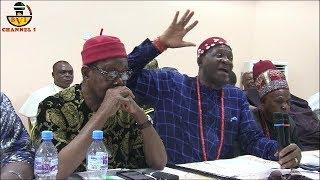 Ohaneze - ADF & Biafra Groups Declare Political War On Buhari