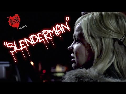 SLENDER MAN - Halloween Urban Legends