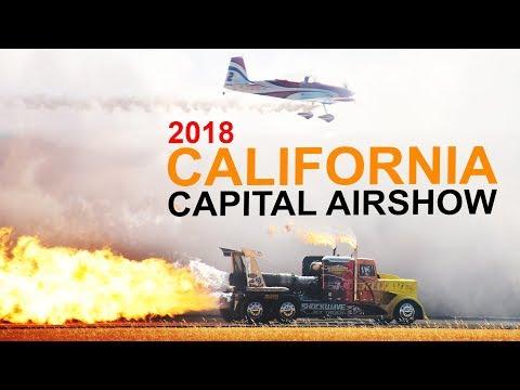VLOG 15 | 2018 California Capital Airshow