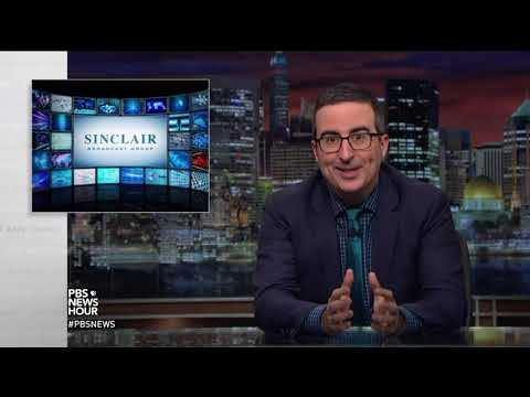 How Sinclair Broadcasting puts a partisan tilt on trusted local news