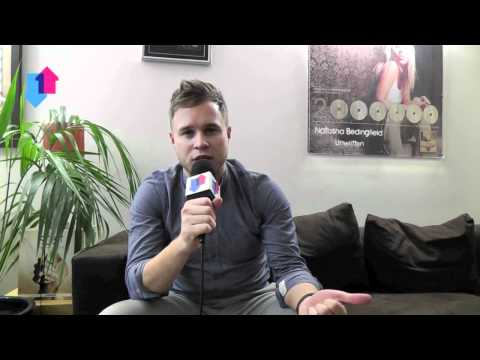 Olly Murs Interview 27-11-11 | Official Charts