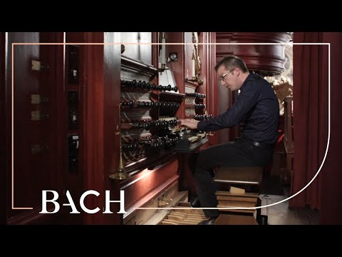 Bach - Prelude and fugue in C major BWV 545 - Jacobs   Netherlands Bach Society