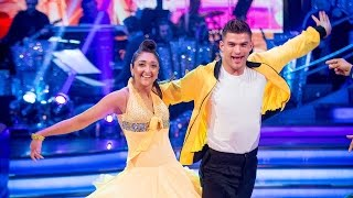 Trishna & Aljaz Jive to 'Runaround Sue' - The People