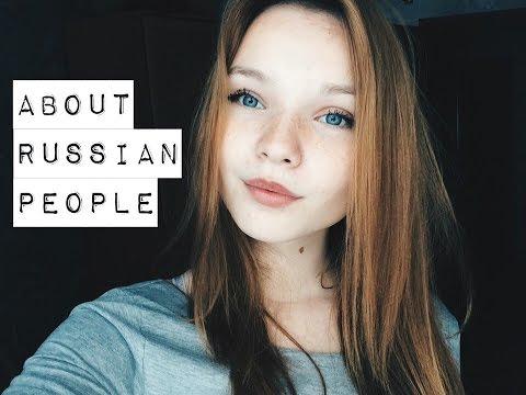 💕About Russian people| Russian people are ugly?💕