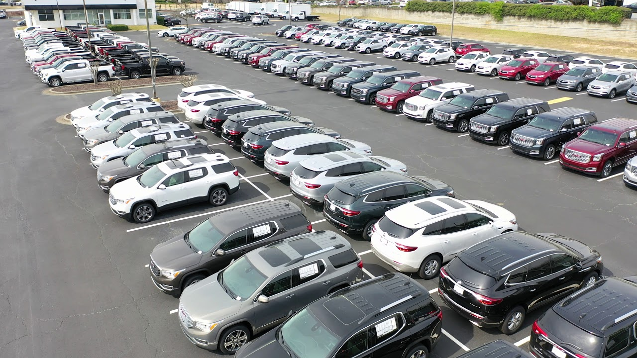 Duluth Car Dealerships >> New Buick Gmc Dealer Rick Hendrick Buick Gmc Duluth