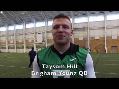 2016 Campbell Trophy Finalists Discuss What Football Means To Them