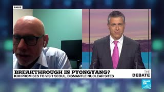 "Breakthrough in Pyongyang: ""What we"