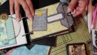 Scrapbooking How-To Make a Simple