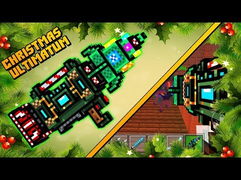 Pixel Gun 3D , Christmas Ultimatum [Review] , YouTube